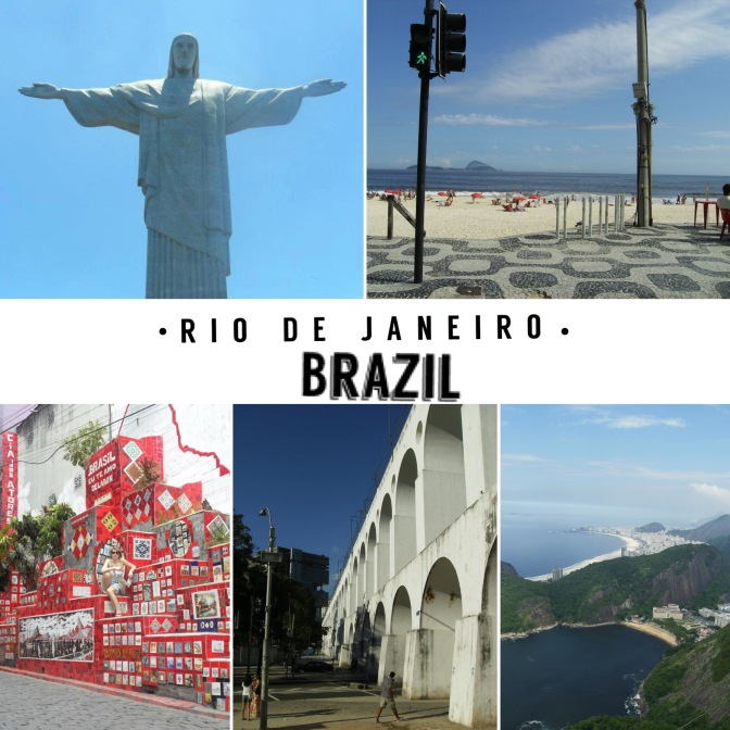 Rio de Janeiro – why I fell in love with this city.