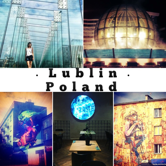 My second home! When in Poland visit Lublin