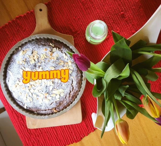 Orange pie – super healthy and anti-cancer?!