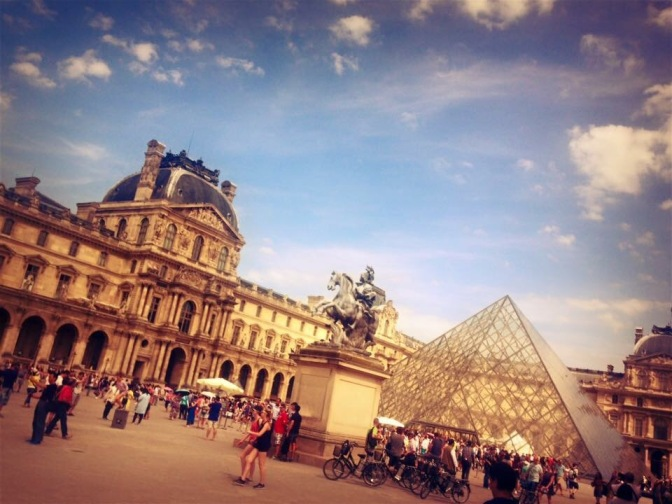 Paris – architecture, food, fashion …. I want to go there one more time!