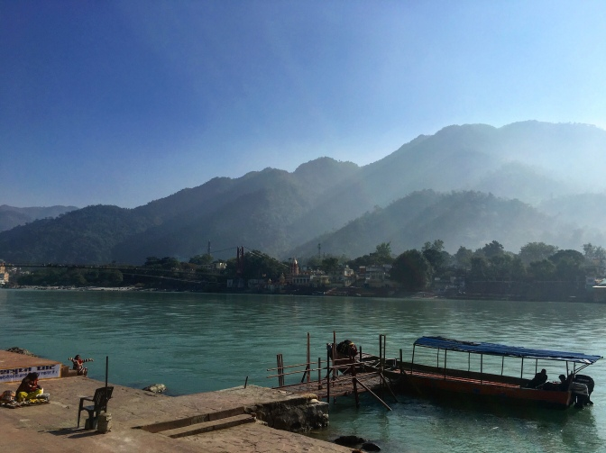 Rishikesh, India – the Holy City