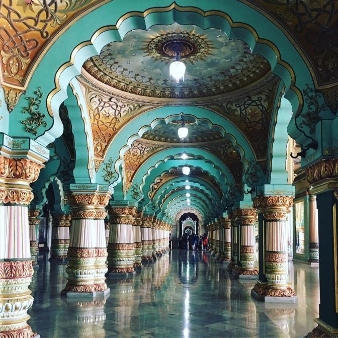 Mysore, India – yogis' asylum
